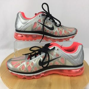 Nike Airmax Athletic Shoes Sneakers Size 10